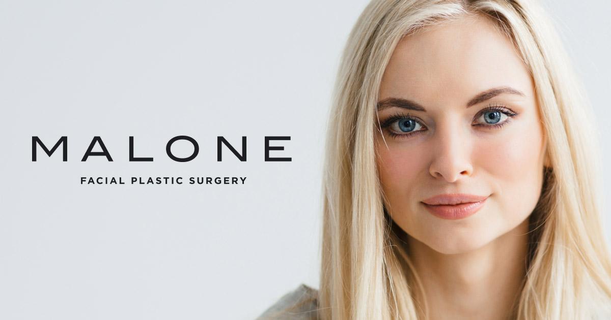 Lip Lift Surgery San Diego - Malone Facial Plastic Surgery